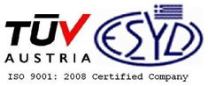 ISO 9001 : 2001 Certified