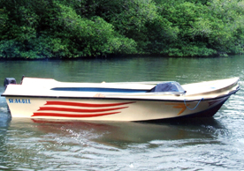 Fleet Flat Bottom Boat (18 1/2ft - 19 1/2ft)